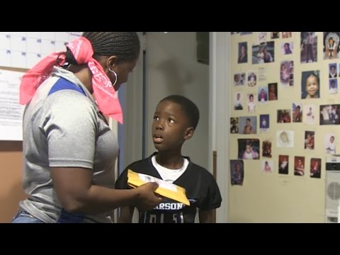 Thumbnail: mom pranks kid on his birthday! MUST WATCH!!!