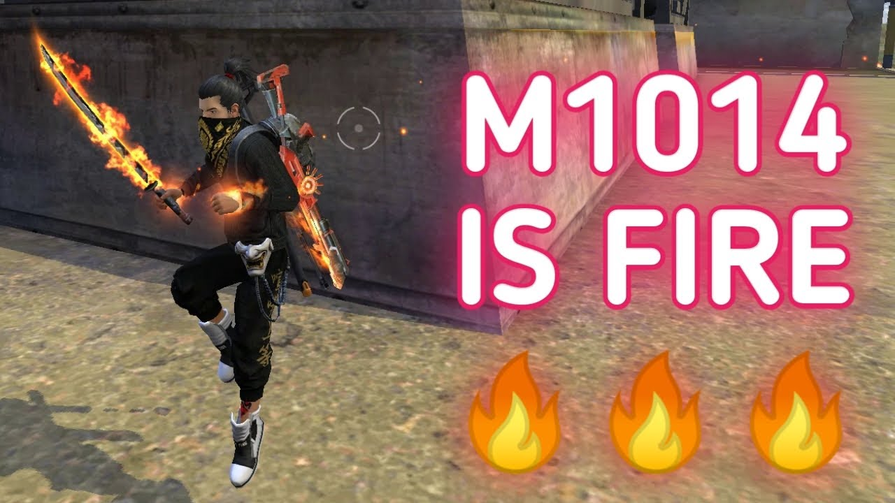 SOLO VS SQUAD    THE RUTHLESS AND MERCILESS  M1014 🔥 !!!!