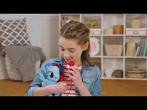 My Little Pony Singing Rainbow Dash - Smyths Toys