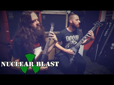 KHEMMIS - 'Flesh To Nothing' Guitar Playthrough (OFFICIAL VIDEO)