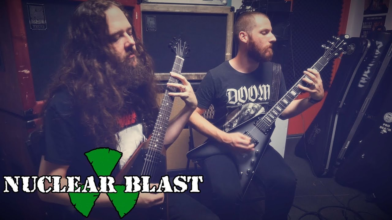 KHEMMIS — 'Flesh To Nothing' Guitar Playthrough (OFFICIAL VIDEO)