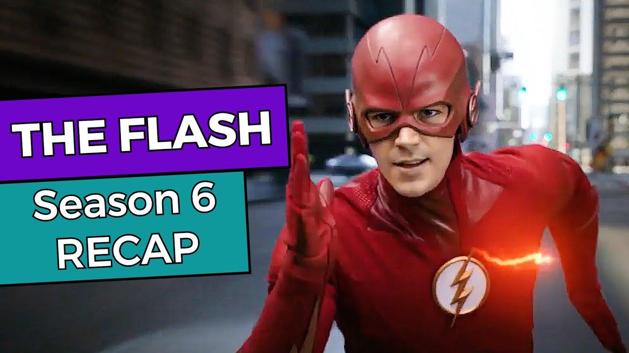 Download The Flash: Season 6 RECAP