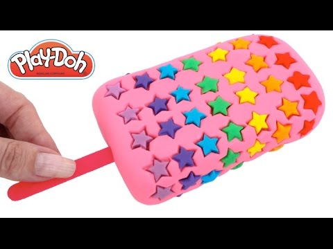 Thumbnail: DIY How to Make Play Doh Star Popsicle Modelling Clay Learn Colors RL