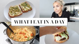 What I Eat In A Day #3  MADISON WOOLLEY
