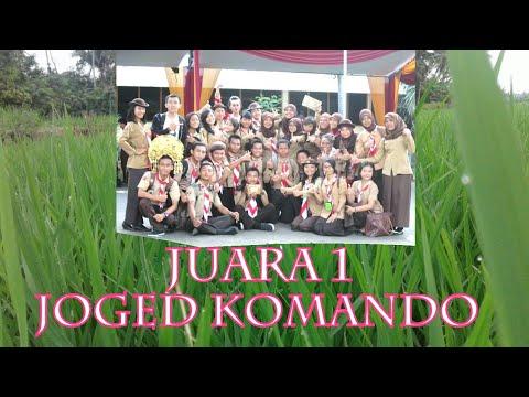 Juara 1 Joged Komando (FKIP Seni Pertunjukan Unila)