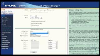 Repeat youtube video Como Instalar o Roteador modelo TL-WR541g