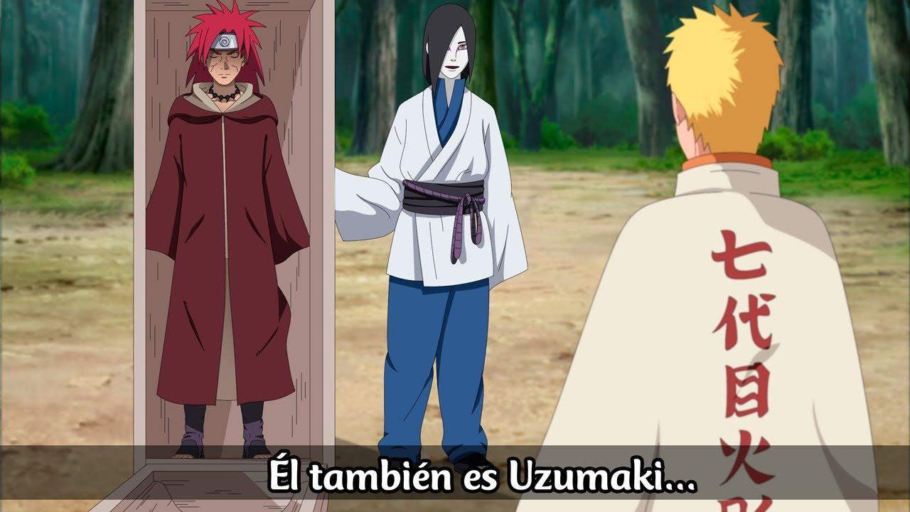 7 NINJAS LEGENDARIOS que NO FUERON REVIVIDOS con el EDO TENSEI en Naruto #2
