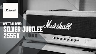 Marshall 2555X Silver Jubilee - Product Demo