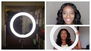 AFFORDABLE Ring Light!