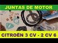 Juego de Juntas de Motor Citroen 3 CV - Sugerencias