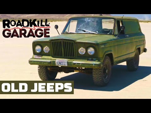 Old Jeeps Restored and Offroading! | Roadkill Garage | MotorTrend