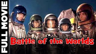 Battle of the Worlds (1961) | Science Fiction Thriller Film | Claude Rains, Bill Carter