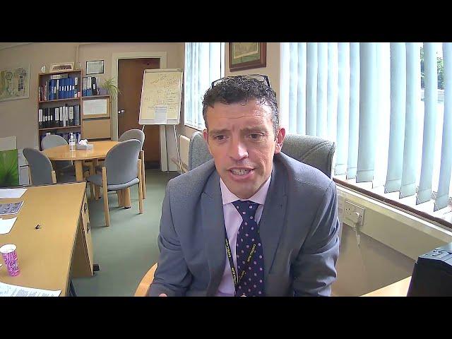 CAHS - Mr Colin Ellis - Video to Parents (28/04/21)