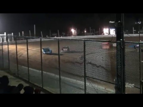 Jackson County Speedway | 5.6.16 | AMRA Late Models | Heat 2