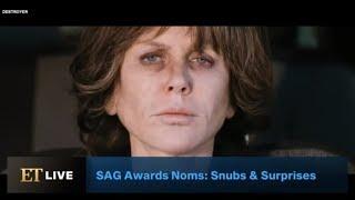 2019 SAG Award Nominations: Biggest Film Snubs and Surprises