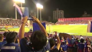 2013・ゴールに興奮しすぎてビデオカメラが揺れてしまい、画面が一部お...
