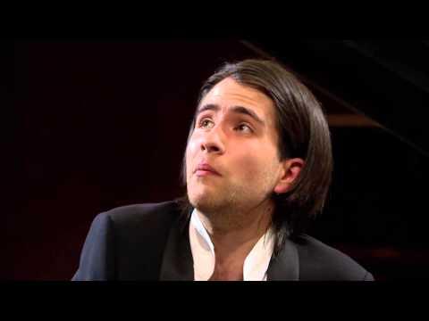 Georgijs Osokins – Ballade in A flat major Op. 47 (first stage)