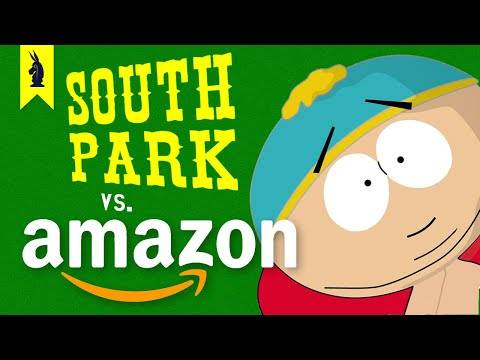 Why South Park Can't Beat Amazon – Wisecrack Edition