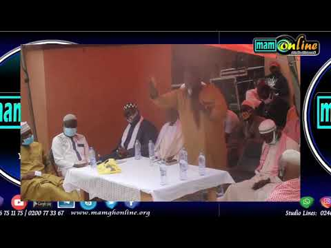 Download SHEIKH NUHU ABUBAKAR FUNERAL PREACHING AT SUAME ANOMAANYE