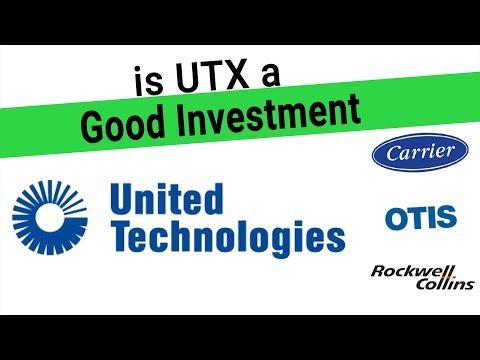 UTX Stock - is United Technologies' Stock a Good Buy - $UTX