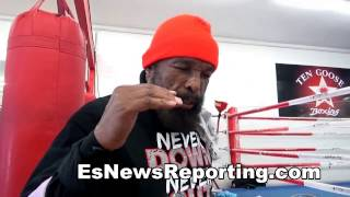MR. T What EVERY FIGHTER Has To Hear!!! esnews boxing
