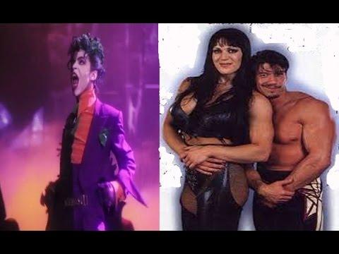 Tribute Prince Chyna Wwe Eddie Guerrereo Bat Dance Batman The Joker Doris Roberts