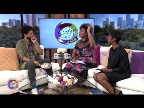 Sister Circle Live | Jussie Smollett talks about his Debut Album!