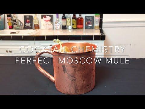 Advanced Tricks - How To Make The Perfect Moscow Mule