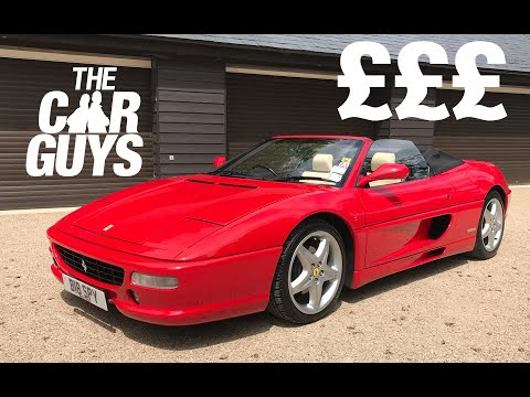 Ferrari 355 Spider - what it's like to OWN, LIVE WITH and DRIVE. (Clue: Ruinously Expensive!)