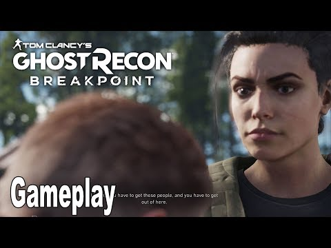 Ghost Recon Breakpoint - Closed Beta Gameplay Walkthrough [HD 1080P]
