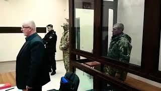 Мера пресечения для украинских моряков в Крыму