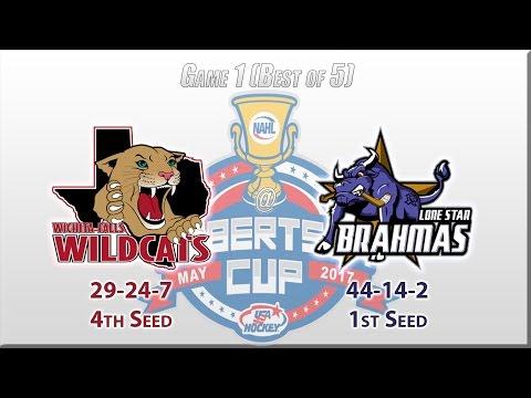 Live Stream: Wildcats @ Lone Star Brahmas (Game 1)