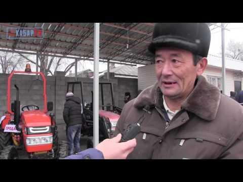 Открытие магазина Уралец в Киргизии (г. Бишкек)