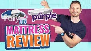 Puffy Lux Vs Purple - Premier Mattress Review (new 2019)