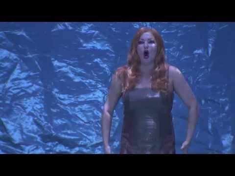 """Anna Netrebko sings """"Nel dì della vittoria... Vieni t'affretta!"""" from Verdi's MACBETH"""
