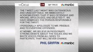 MSNBC Apologizes to Reince Priebus