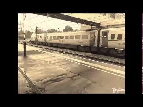 Trains at Peterborough 20-6-2015