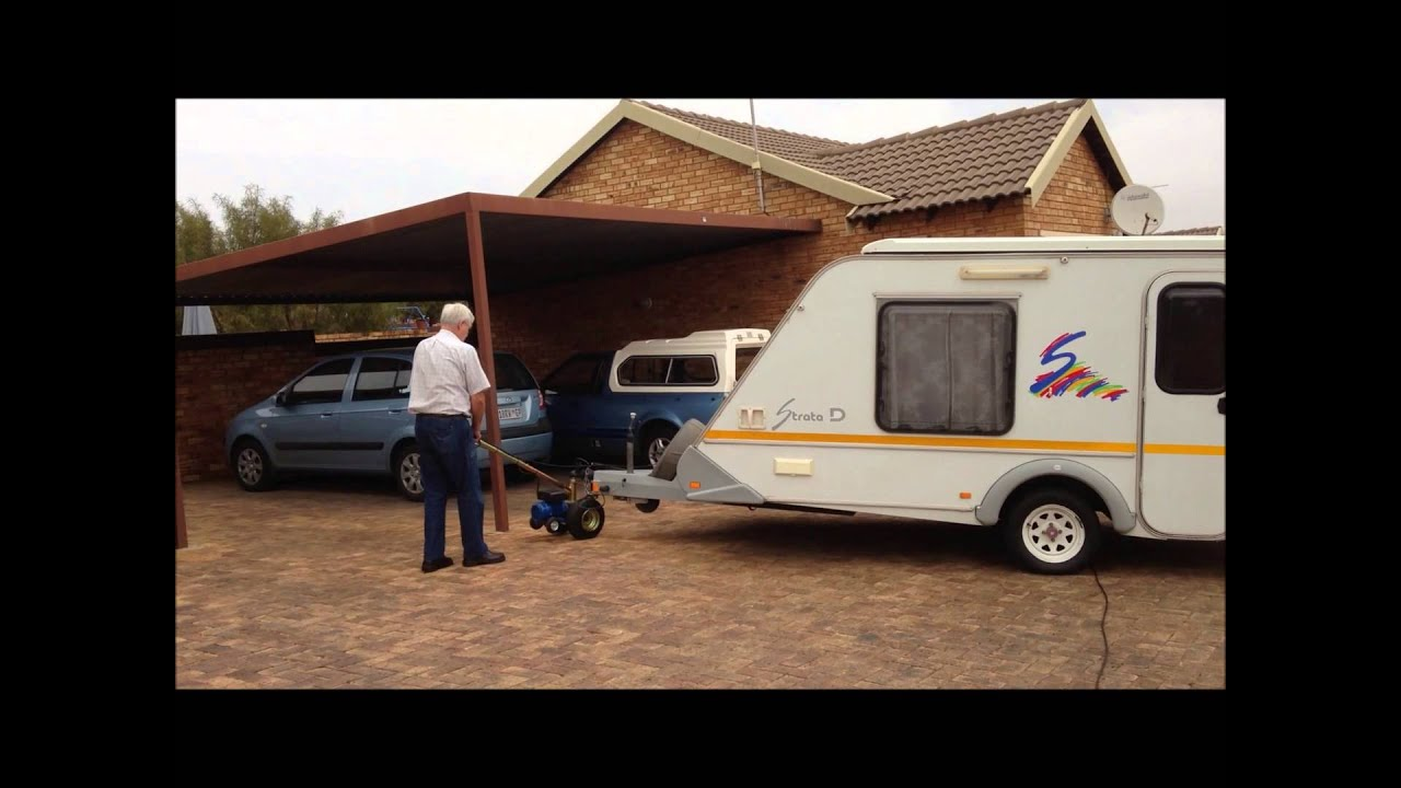powrtouch caravan mover fitting instructions