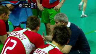 FiVB World League 2013 Semifinal Brazil vs Bulgaria Full Match