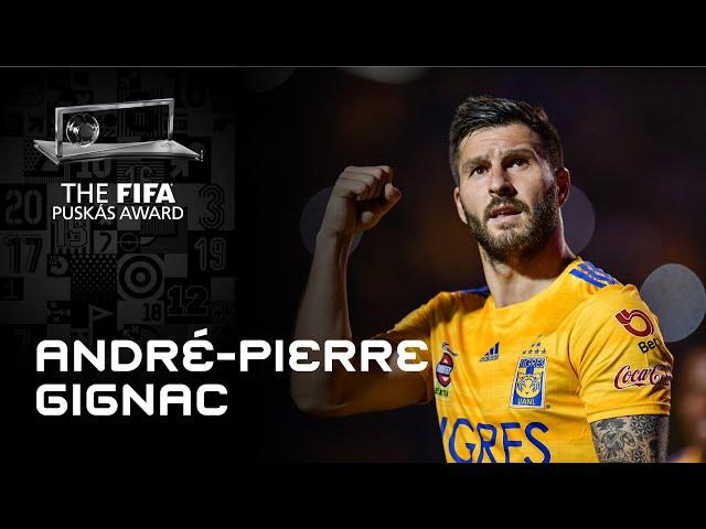 Andre-Pierre Gignac Goal | FIFA Puskas Award 2020 Nominee