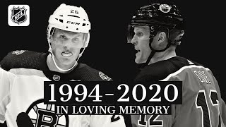 Colby Cave  #26  &  #12  | All 4 Goals In Nhl Career | In Loving Memory  1994-2020