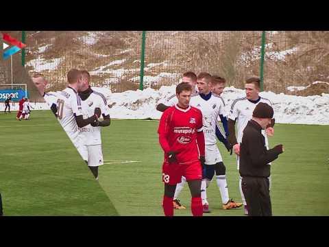 FK Poprad - Podbeskidzie 2:1 (Skrót)