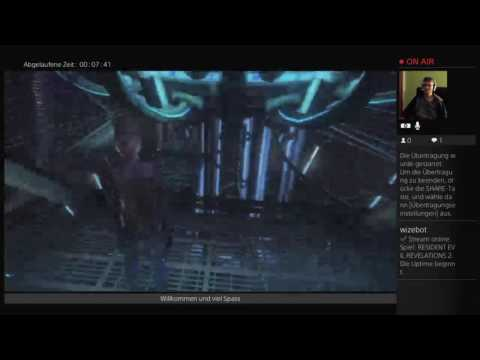 Resident Evil 2 Revelations|Germany | Deutsch|PS4/ Part 17 /Stream