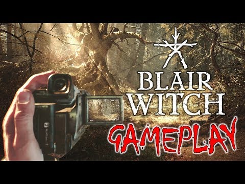BLAIR WITCH New/Exclusive Gameplay & Impressions