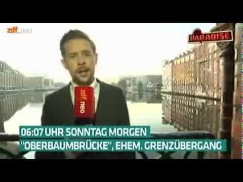 Berlin 10 Uhr morgens vor den Clubs der Technoszene - DRUFF mit Klaas