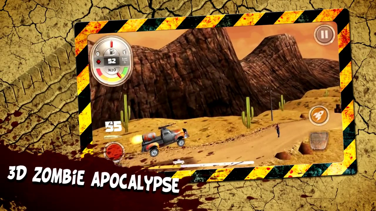 Zombie Derby: Ride to Survive - Download Free at GameTop com
