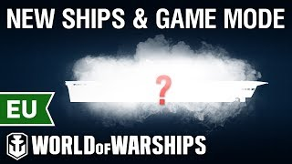 Announcement Stream - New Ships, Game Mode & More!