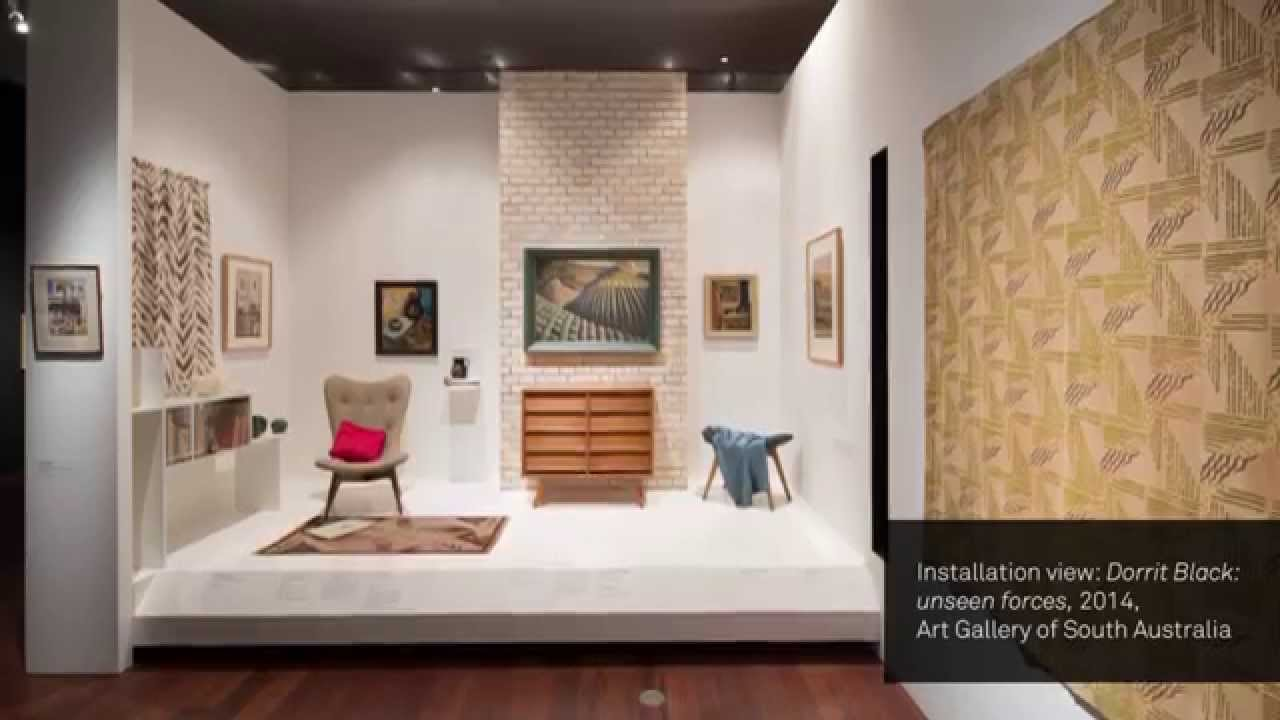 Design On Display   Art Gallery Of South Australia   YouTube