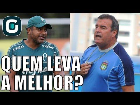 Quem Leva A Melhor? O Que Esperar De Palmeiras X São Caetano - Gazeta Esportiva (05/03/18)