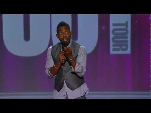 "Bill Bellamy ""Tiger Don't Know How To Be A Playa"" - lolflix"